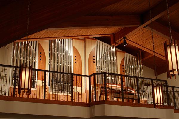 New Hope Organ